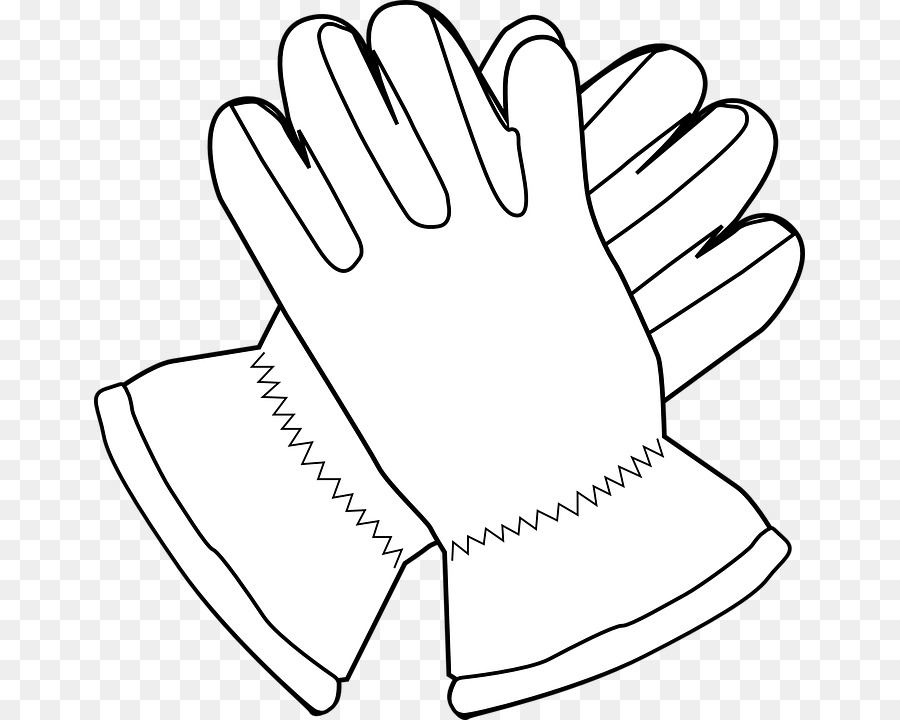 Boxing Gloves Cartoon clipart.