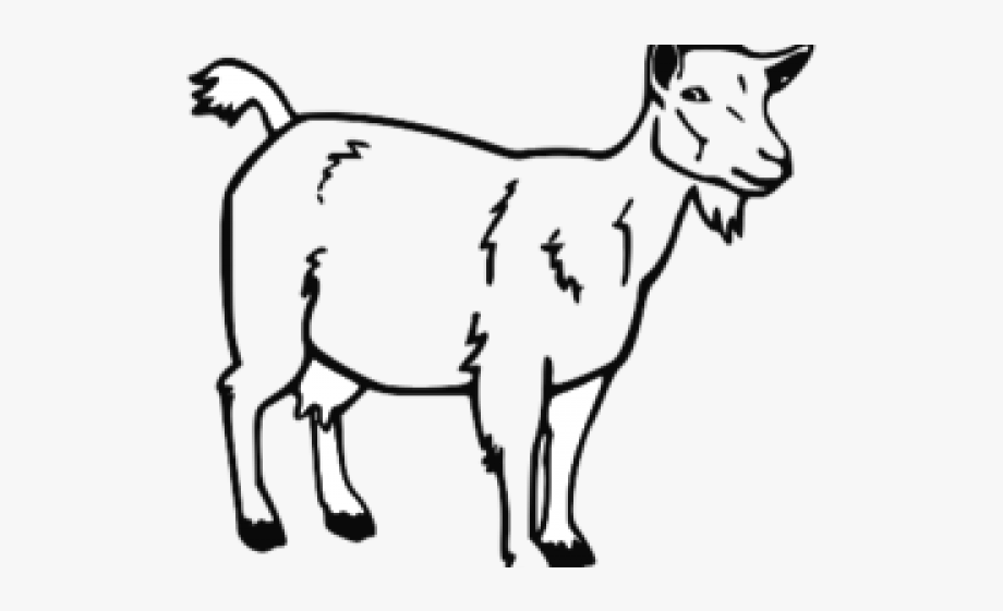 Free Goat Clipart.
