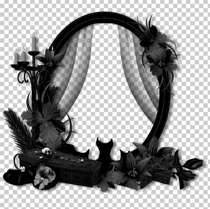 Frames Goths Gothic Art Mirror PNG, Clipart, Allahumma, Art.