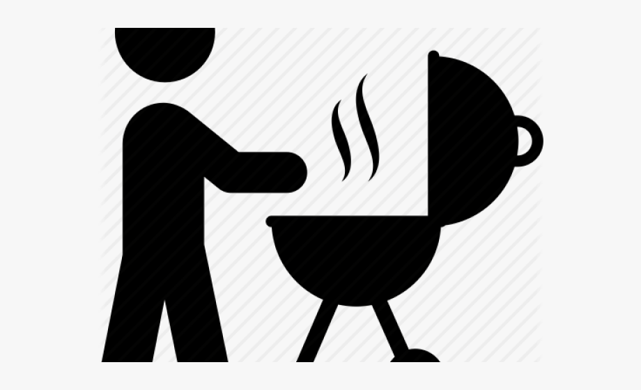 Grill Clipart Silhouette.