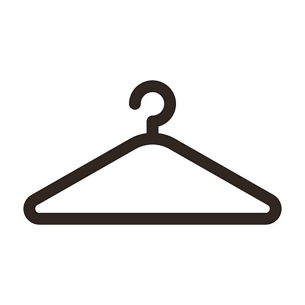 423 Hanger free clipart.