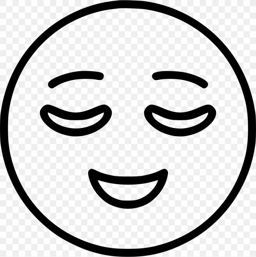 Smiley Emoticon Happiness Clip Art, PNG, 980x982px, Smiley.