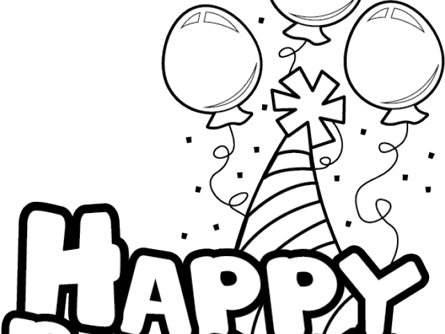 Free Happy Birthday Clipart.