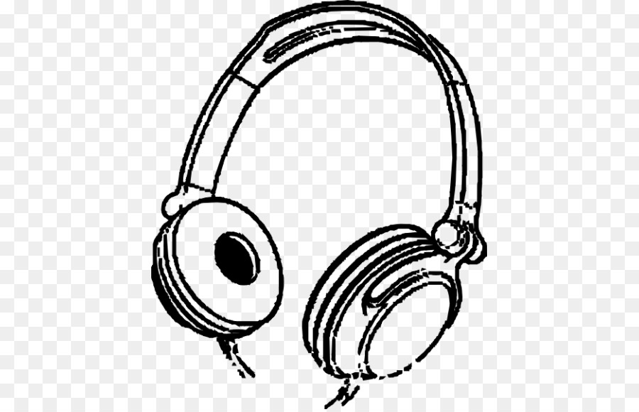 black and white headphones clipart 10 free Cliparts ...