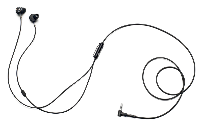 Marshall Urbanears Mode Black/White Earphones.