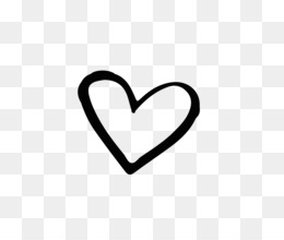 Black And White Heart Png & Free Black And White Heart.png.