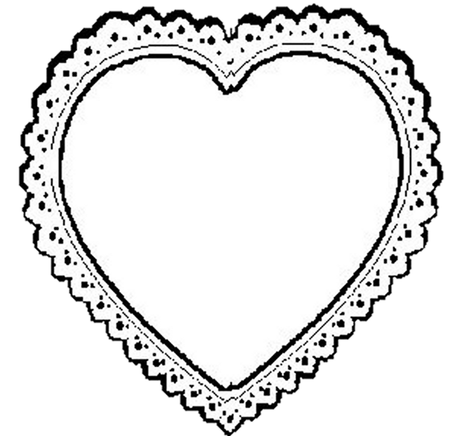 Free Black And White Heart Images, Download Free Clip Art, Free Clip.