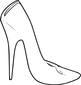 High Heel Shoes Women Fashion Clip Art at Clker.com.