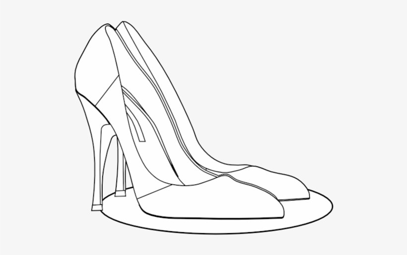 High Heel Clip Art Clipart Free To Use Resource.