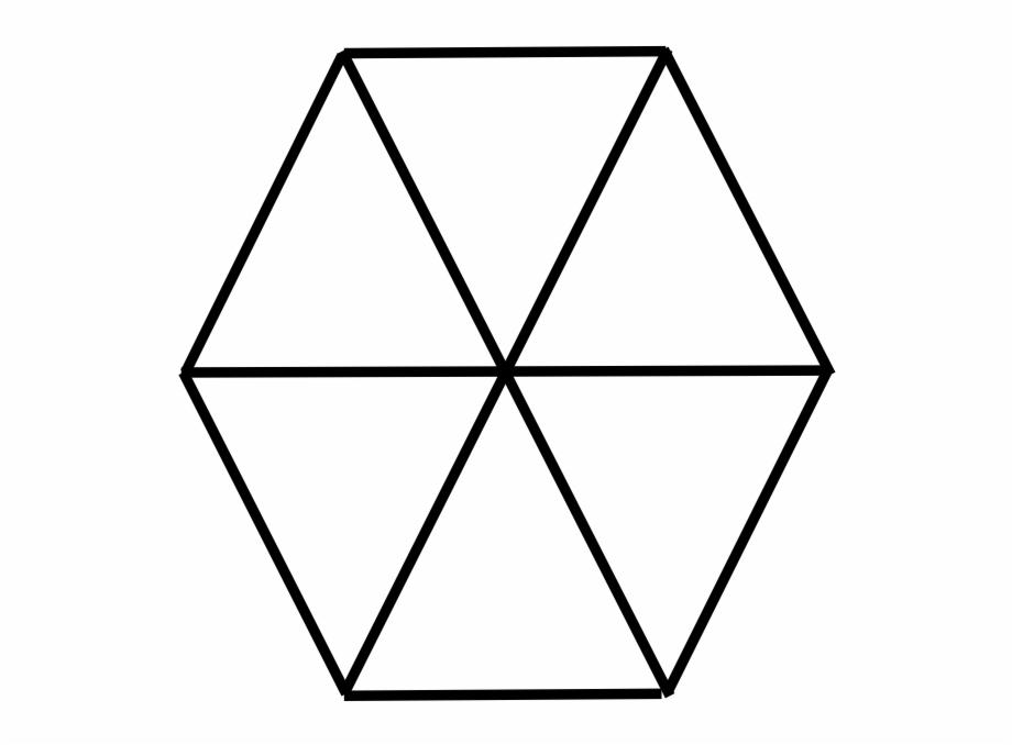 Hexagon Clipart.