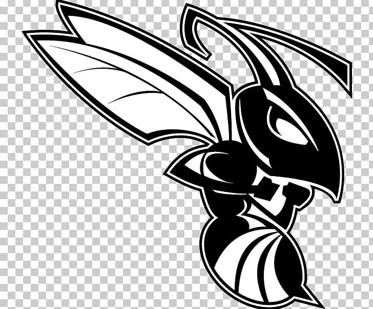 Hornet Honda Logo Bee PNG, Clipart, Art, Artwork, Black And.