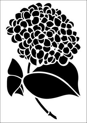 Free Hydrangea Silhouette Cliparts, Download Free Clip Art.