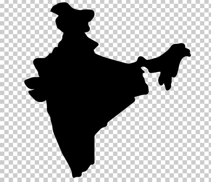 India Map PNG, Clipart, Black, Black And White, Drawing.