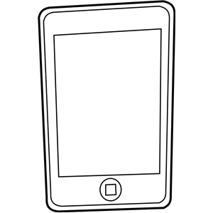 Free IPad Outline Cliparts, Download Free Clip Art, Free.