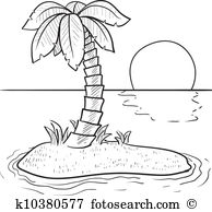 Tropical island Clip Art Illustrations. 15,677 tropical island.
