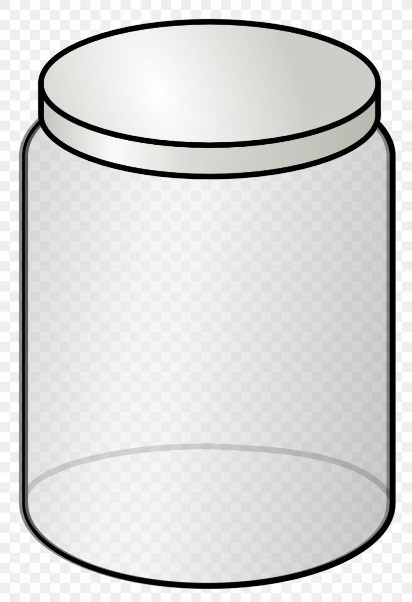 Mason Jar Clip Art, PNG, 999x1460px, Jar, Area, Black And.