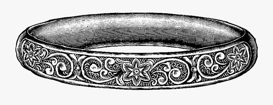 Vintage Jewelry Clip Art.