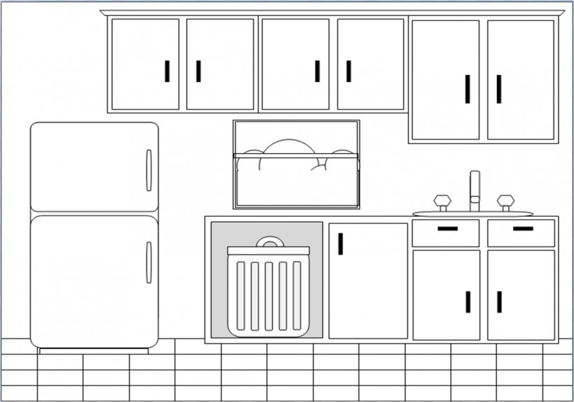 Table Kitchen Cabinet Dining Room Clip Art, PNG, 1141x801px.