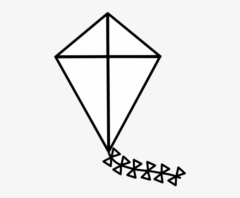 Diamond Outline Clipart.