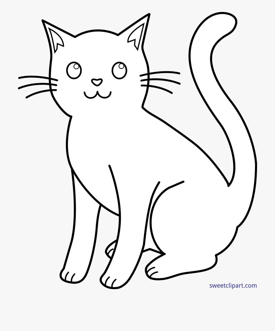 Cat Kitten Free Library Techflourish Collections Sweet.