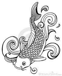 koi fish clipart.