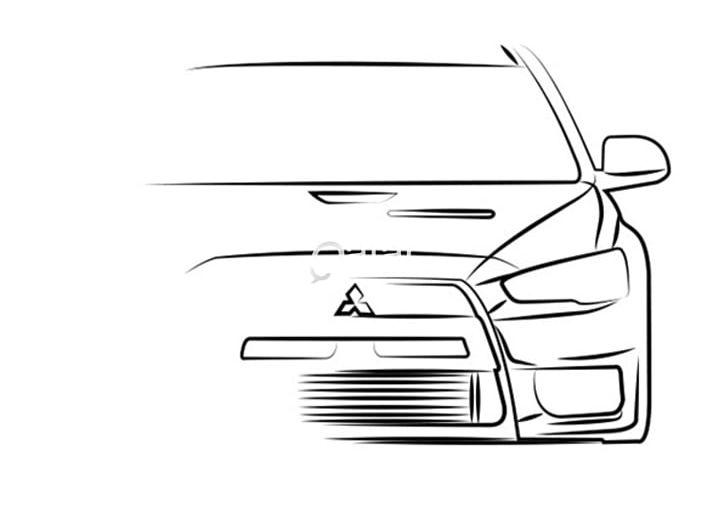 Mitsubishi Lancer Evolution Car Mitsubishi Motors HKS PNG.