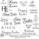 Easter lds clipart.
