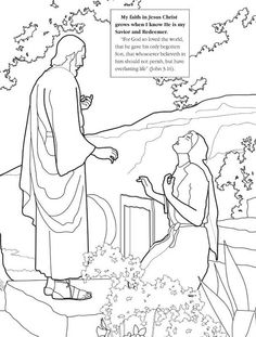Lds Easter Clipart Black And White.