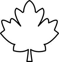 Leaf Clip Art.