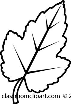 Maple Leaf Clipart Black And White Clipart Panda Free Clipart.