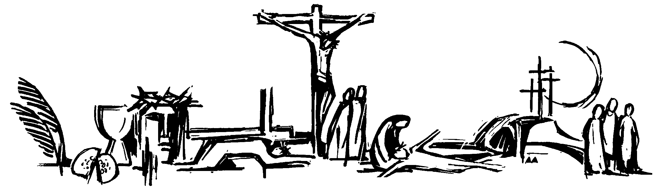 Free Lent Clipart Black And White, Download Free Clip Art.