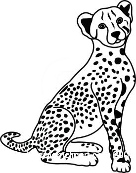 Free Black Leopard Cliparts, Download Free Clip Art, Free.