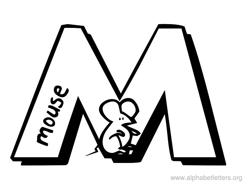 Free Letters Clipart Black And White, Download Free Clip Art.
