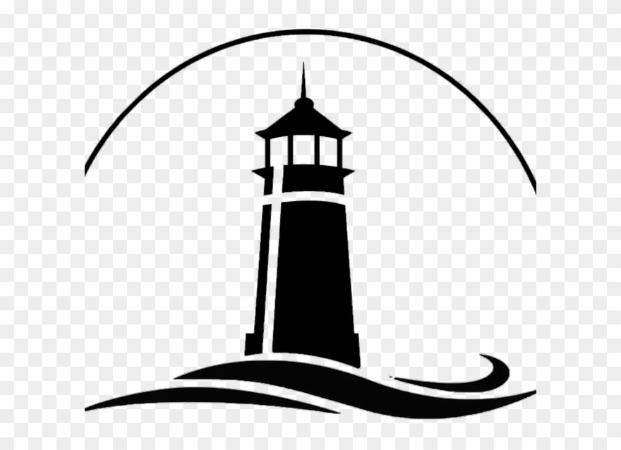 Cliff Clipart Lighthouse.