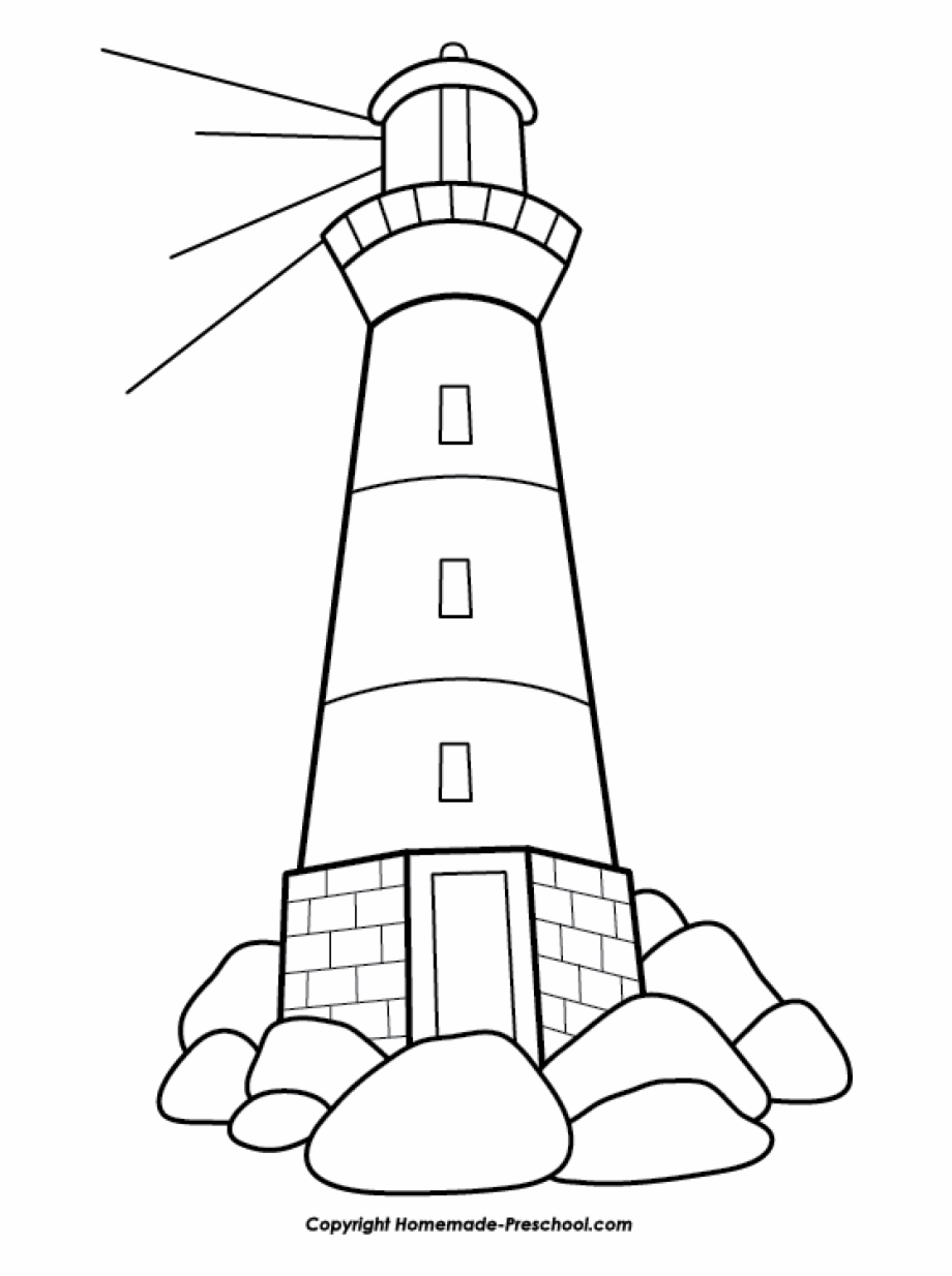Lighthouse Clipart.