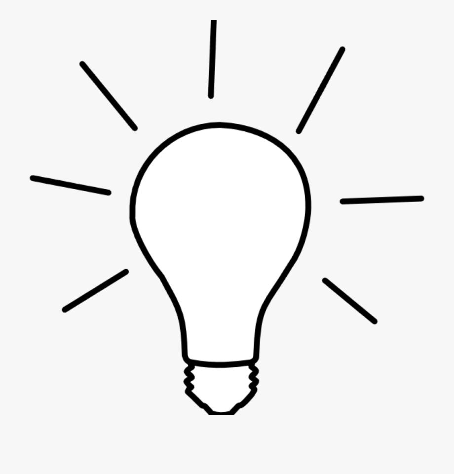 Light Bulb Clip Art Png.