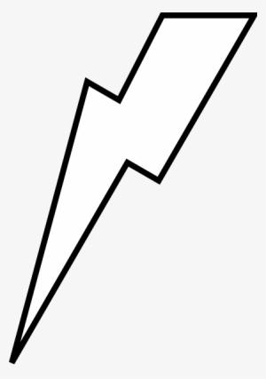 White Lightning Bolt PNG, Transparent White Lightning Bolt PNG Image.