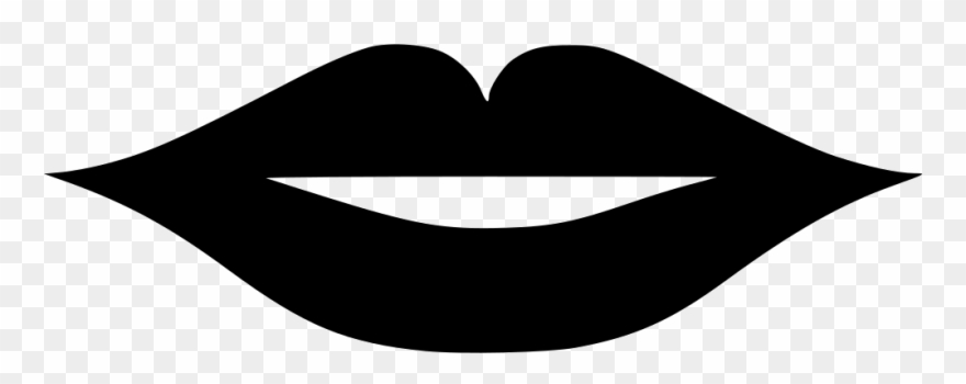 Black And White Lips Png Black And White Stock.