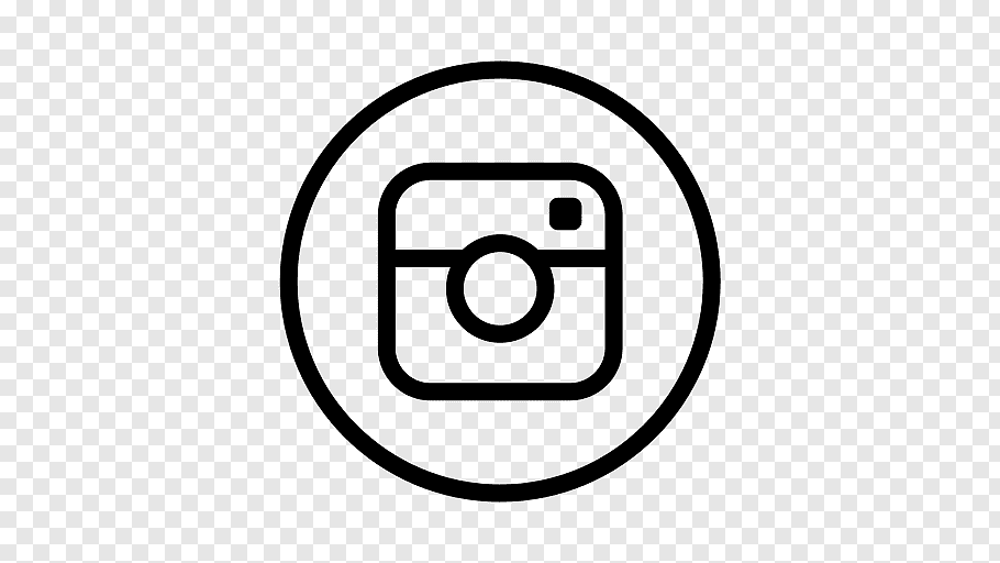 Logo Black and white, INSTAGRAM LOGO free png.