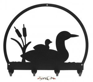 loon silhouette.