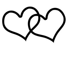 Love clipart black and white 4 » Clipart Station.