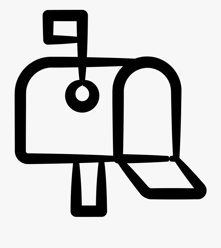 Mailbox Clipart Drawn.