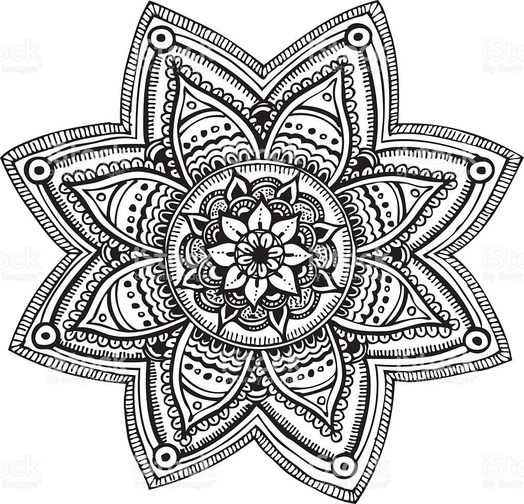 Free Mandalas Black And White, Download Free Clip Art, Free.