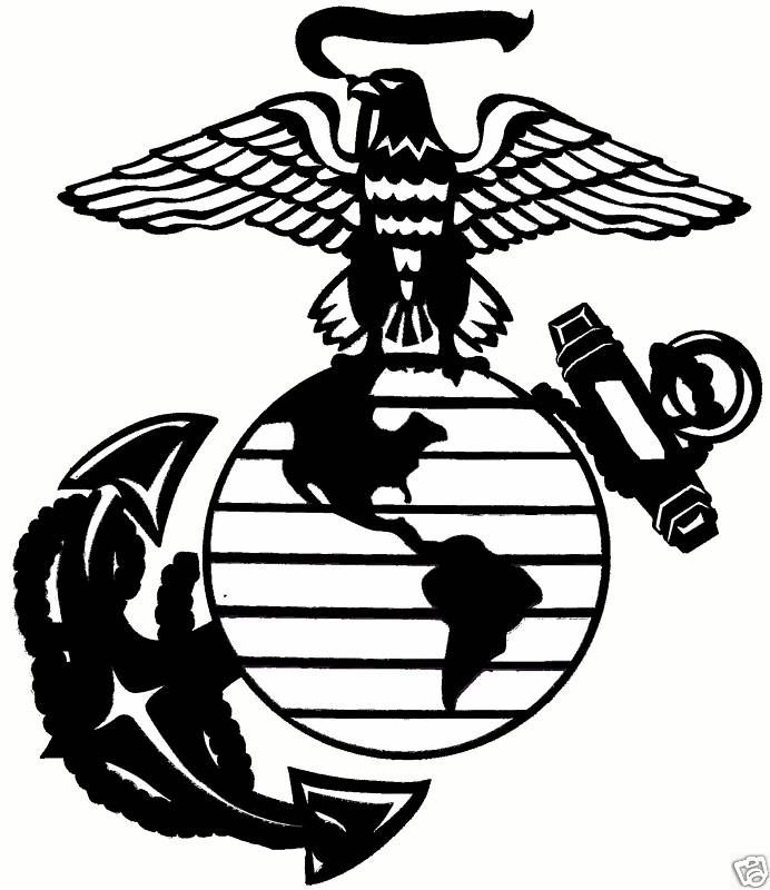 Free Marine Logo Black And White, Download Free Clip Art.