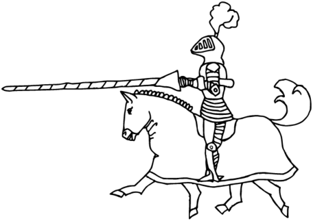 1941 Medieval free clipart.
