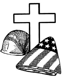 Free Black And White Memorial Day Clip Art, Download Free.