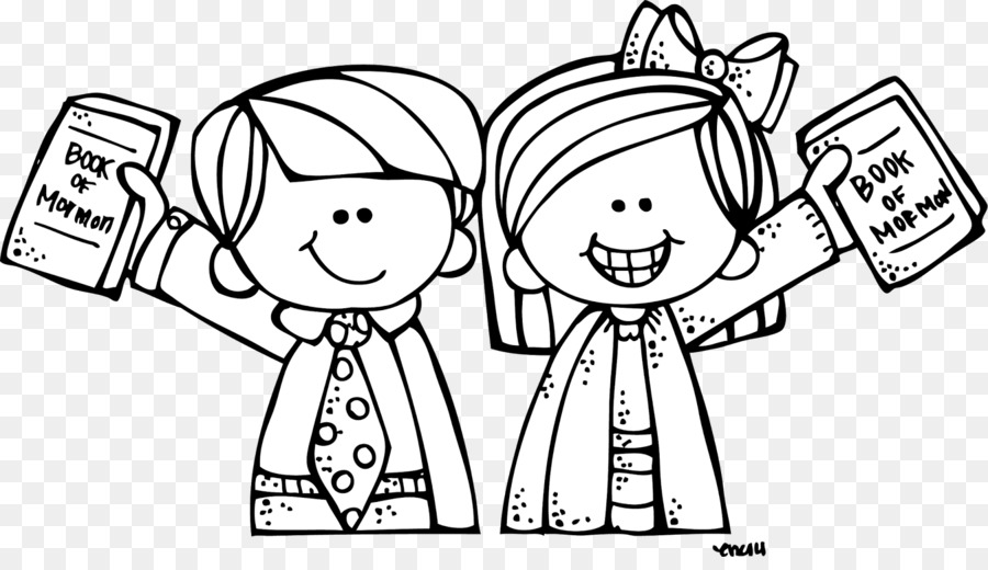Lds Missionary Clipart Black And White.