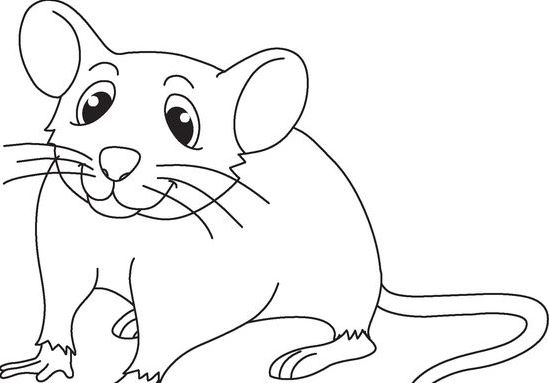 Free Mouse Clipart Black And White, Download Free Clip Art.
