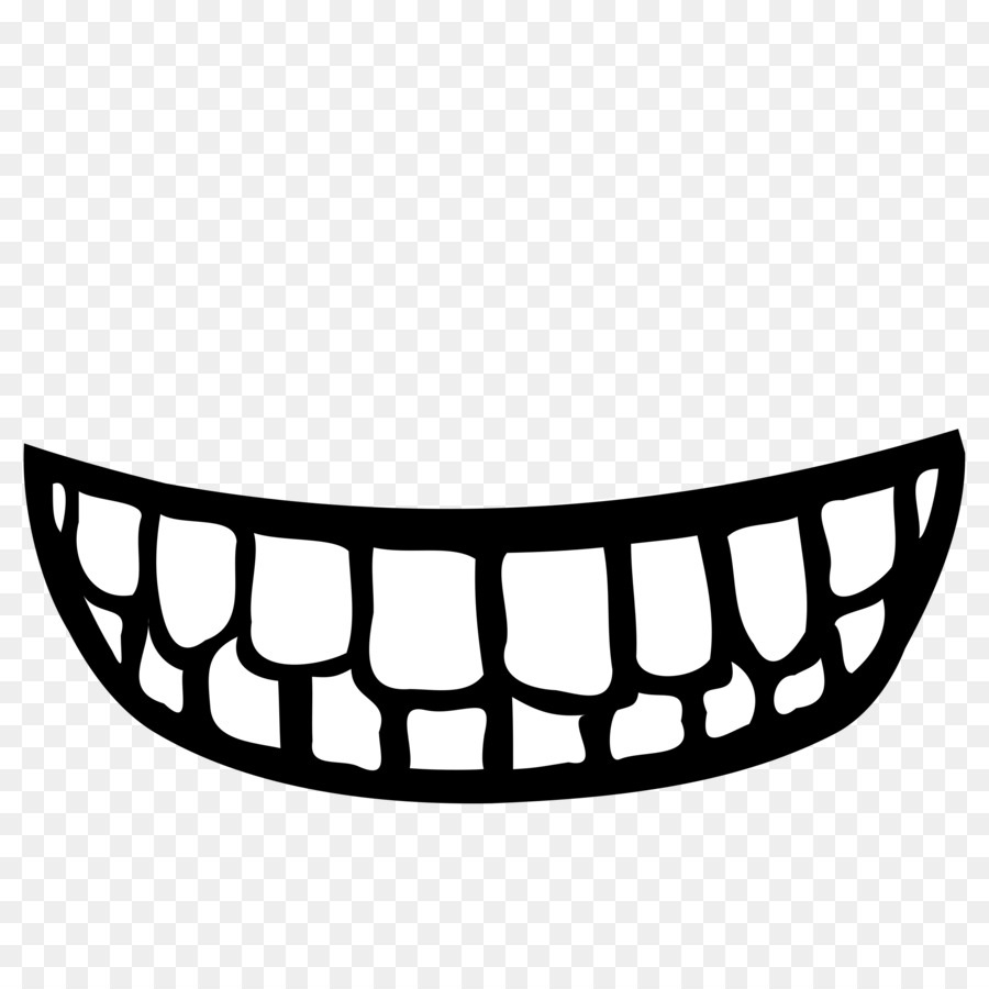 Free Open Mouth Clipart Black And White, Download Free Clip.