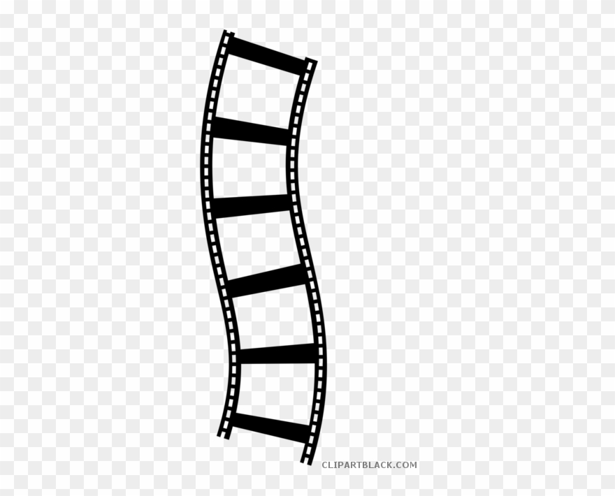 Movie Reel Tools Free Black White Clipart Images.